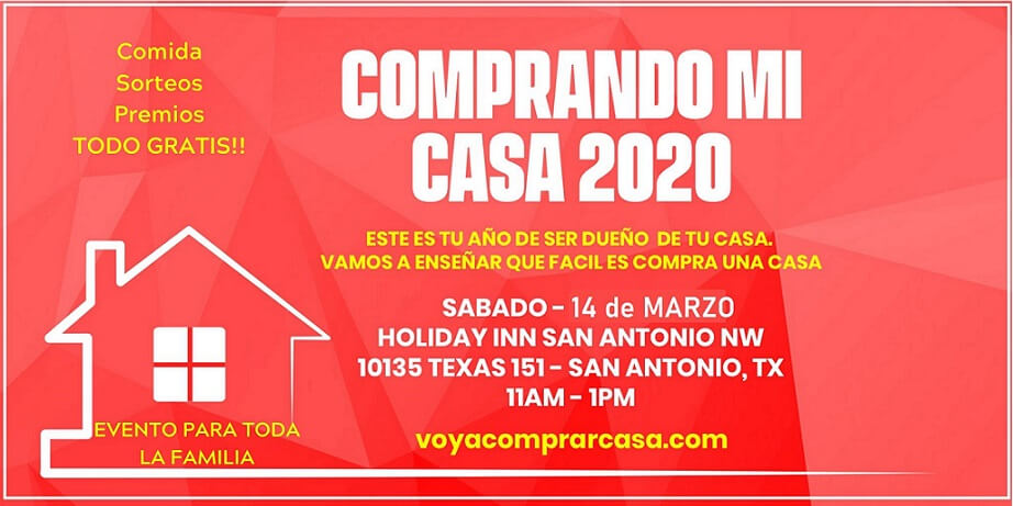 Spanish Home Buying Event